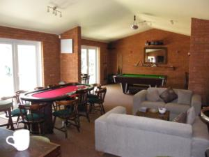 Games Room Interior